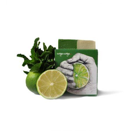 Lemon squeezy | Soaps | Natural cosmetics | Uoga Uoga