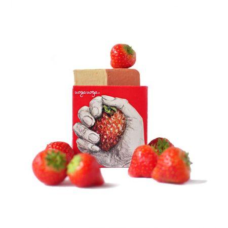 Ciao Strawberry! | Soaps | Natural cosmetics | Uoga Uoga