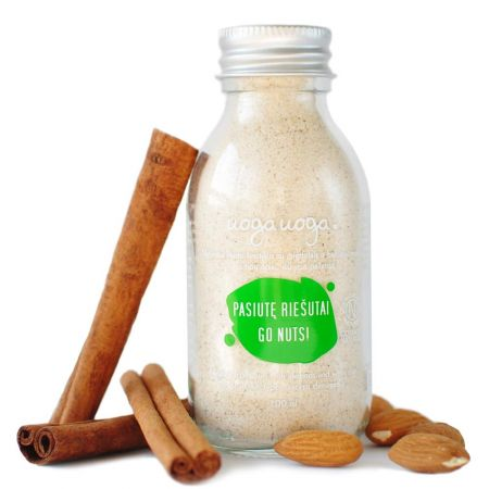 Go nuts! | Home | Natural cosmetics | Uoga Uoga