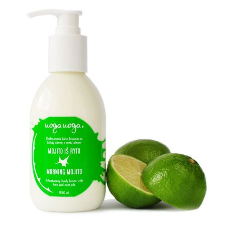 Morning Mojito | Body creams | Natural cosmetics | Uoga Uoga