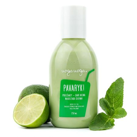 Make it happen! | Shower gels | Natural cosmetics | Uoga Uoga