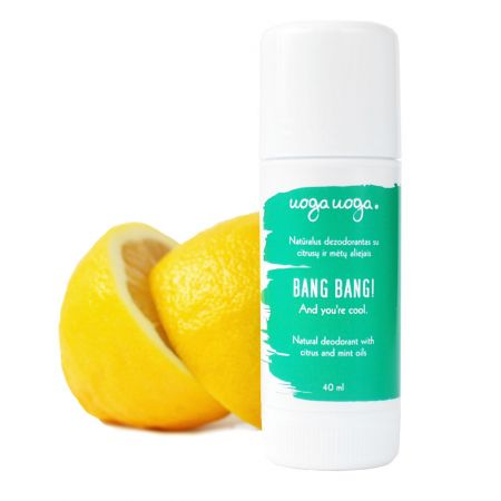 Bang Bang! | Deodorants | Natural cosmetics | Uoga Uoga