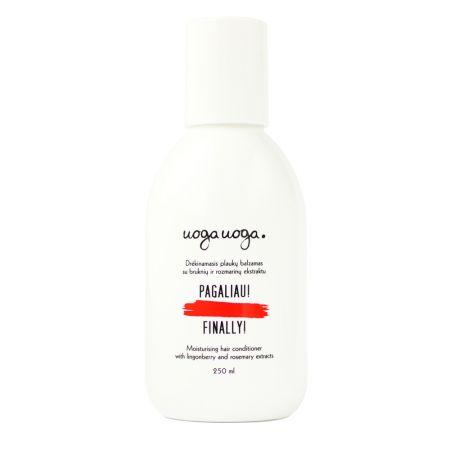 Finally! | Hair Balms | Natural cosmetics | Uoga Uoga