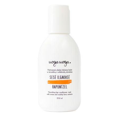 Rapuntzel | Hair Balms | Natural cosmetics | Uoga Uoga