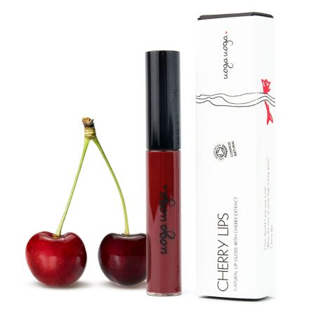 Cherry Lips | Lips | Natural cosmetics | Uoga Uoga