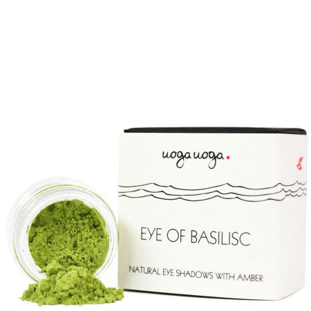 Eye of Basilisc | Eyeshadows & eyeliners | Natural cosmetics | Uoga Uoga