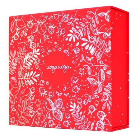Strawberry meadow   Gift boxes   Natural cosmetics   Uoga Uoga