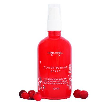 Conditioning spray | Repair line | Natural cosmetics | Uoga Uoga