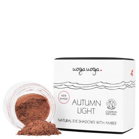 Autumn light | Eyeshadows & eyeliners | Natural cosmetics | Uoga Uoga