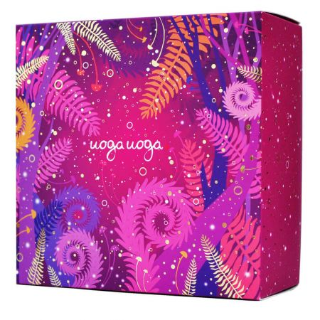 Purple box | Gift boxes | Natural cosmetics | Uoga Uoga