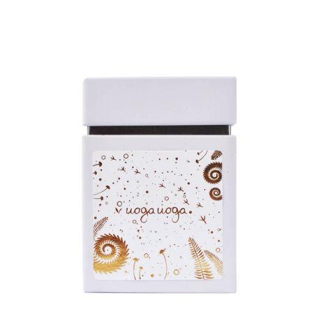 Aluminum gift box   Gift boxes   Natural cosmetics   Uoga Uoga