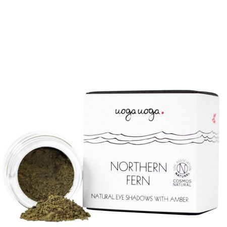 Northern fern | Eyeshadows & eyeliners | Natural cosmetics | Uoga Uoga