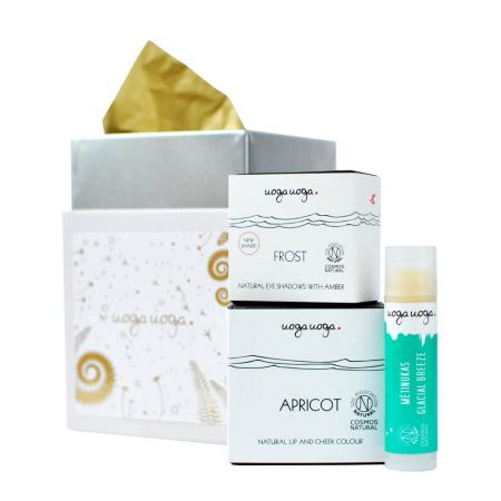 Cool blonde | Gift sets | Natural cosmetics | Uoga Uoga