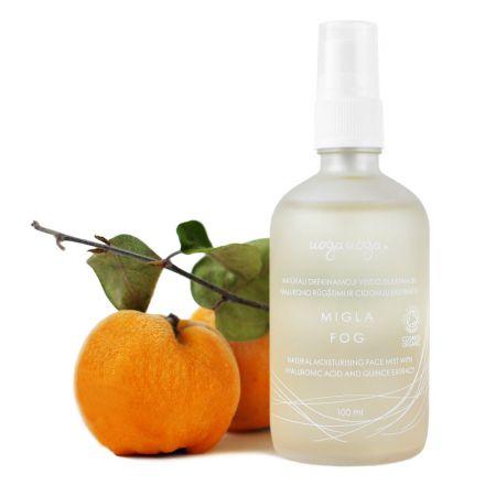 Fog   Deep moisturising   Natural cosmetics   Uoga Uoga