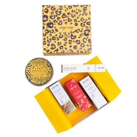 Pettern of self-love | BEAUTY BOX | Natural cosmetics | Uoga Uoga