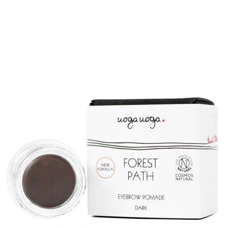 Forest path | Eyebrows | Natural cosmetics | Uoga Uoga