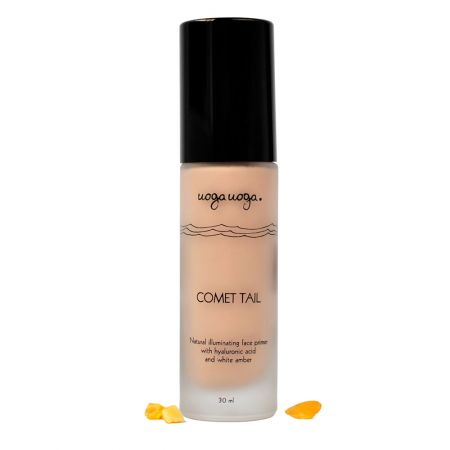 Comet Tail | Mineral make-up ALL | Natural cosmetics | Uoga Uoga