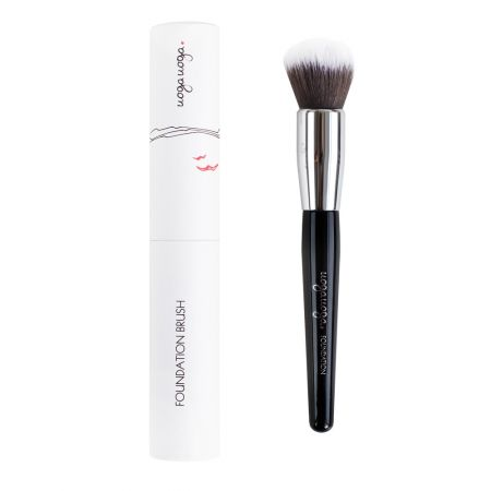 Foundation brush | Foundation powders | Natural cosmetics | Uoga Uoga
