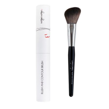 Blush and Contour brush | Contour | Natural cosmetics | Uoga Uoga