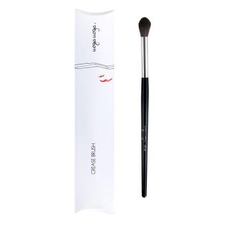 Crease brush | Eyes | Natural cosmetics | Uoga Uoga