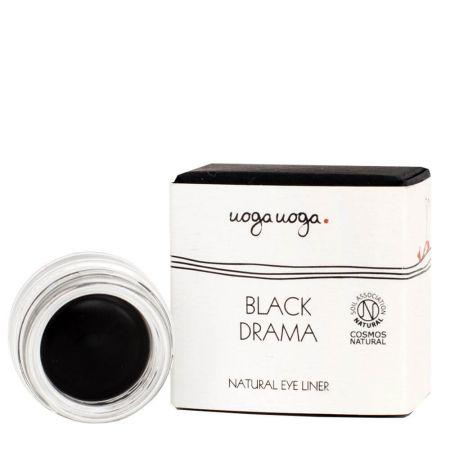 Black drama   Eyes   Natural cosmetics   Uoga Uoga