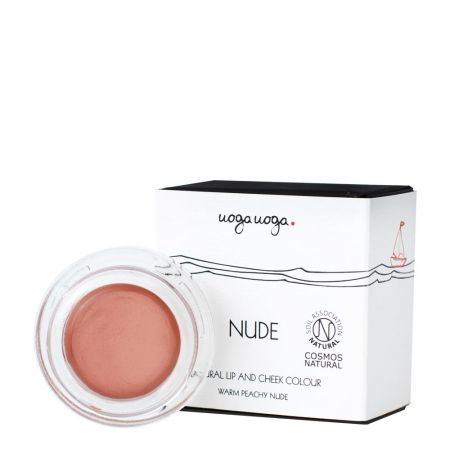 Nude | Lips | Natural cosmetics | Uoga Uoga