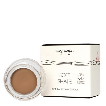 Soft Shade | Contour | Natural cosmetics | Uoga Uoga