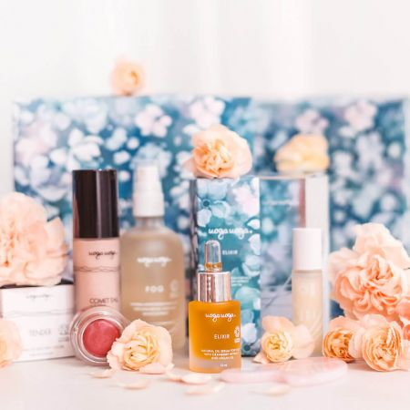 BLOOM now! | Gift sets | Natural cosmetics | Uoga Uoga