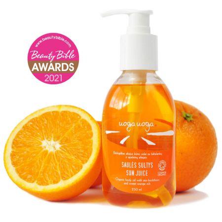Sun juice | Body creams | Natural cosmetics | Uoga Uoga