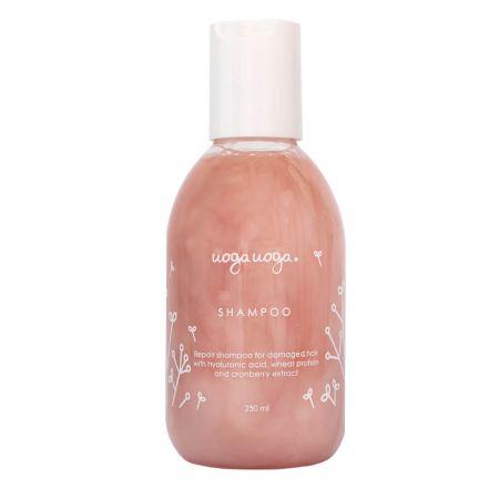 Shampoo for damaged hair | Repair line | Natural cosmetics | Uoga Uoga