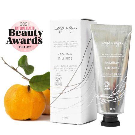 Stillness | Deep moisturising | Natural cosmetics | Uoga Uoga