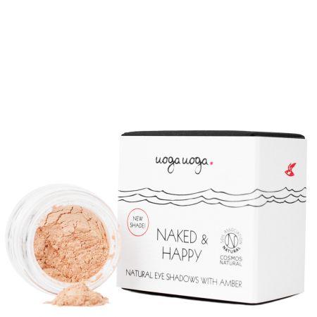 Naked&happy | Eyeshadows & eyeliners | Natural cosmetics | Uoga Uoga