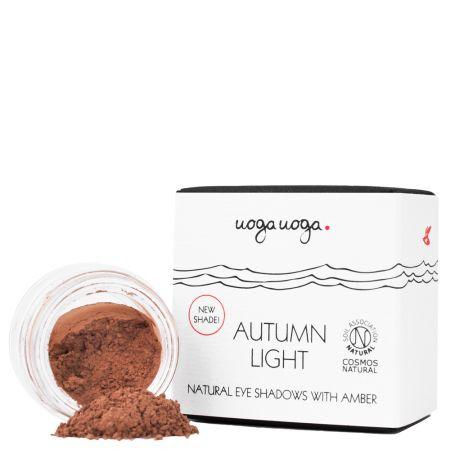 Autumn light   Eyes   Natural cosmetics   Uoga Uoga