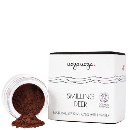 Smiling deer | Eyes | Natural cosmetics | Uoga Uoga