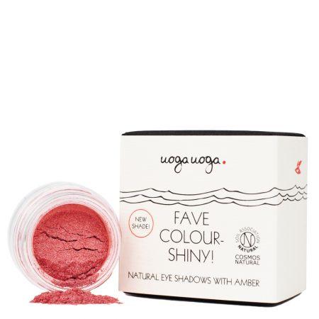 Fave colour- shiny!    Eyes   Natural cosmetics   Uoga Uoga
