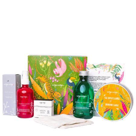 Jungle of natural | BEAUTY BOX | Natural cosmetics | Uoga Uoga