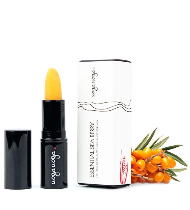Essential Sea Berry | Lips | Natural cosmetics | Uoga Uoga