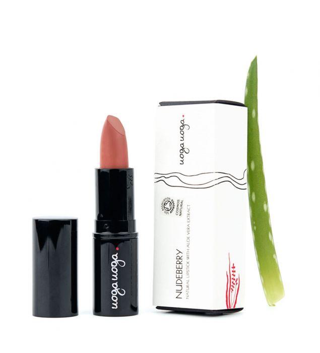 Nudeberry | Lips | Natural cosmetics | Uoga Uoga