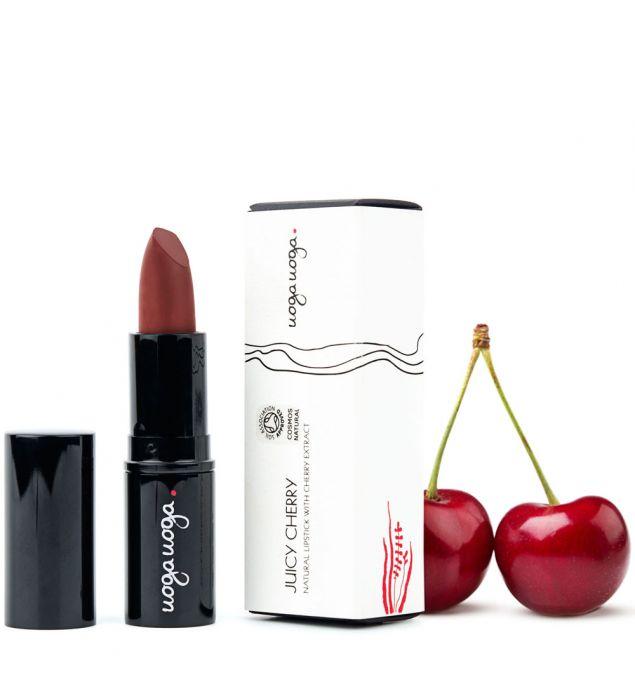 Juicy Cherry | Lips | Natural cosmetics | Uoga Uoga