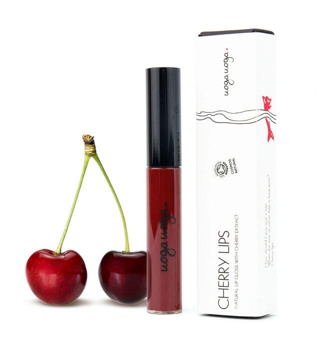 Cherry Lips | Lips | Natural cosmetics | Uoga Uoga