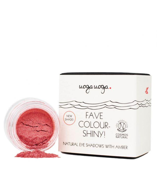 Fave colour- shiny!  | Eyeshadows & eyeliners | Natural cosmetics | Uoga Uoga