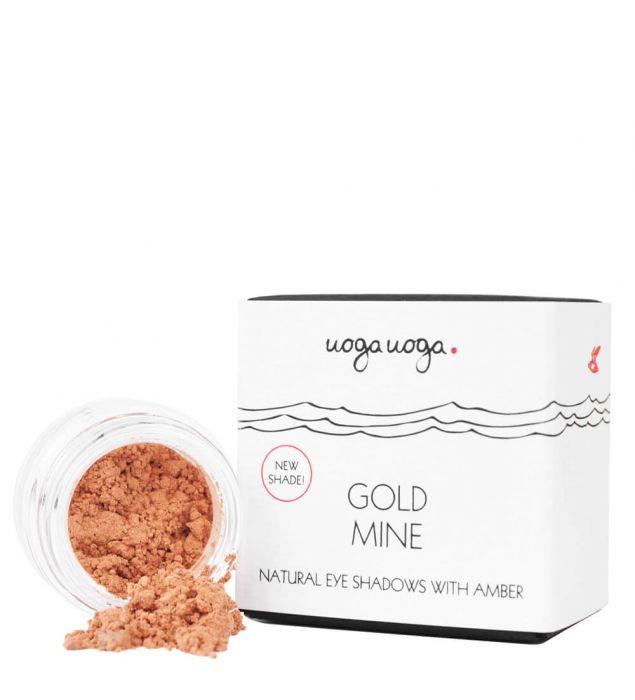 Gold mine | Eyeshadows & eyeliners | Natural cosmetics | Uoga Uoga
