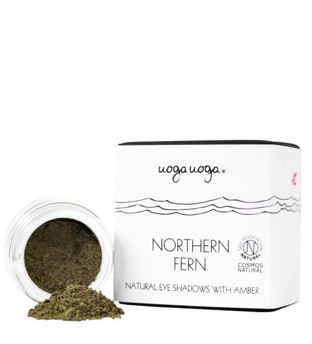 Northern fern | Eyeshadows & eyeliners | Natural cosmetics | Uoga Uoga