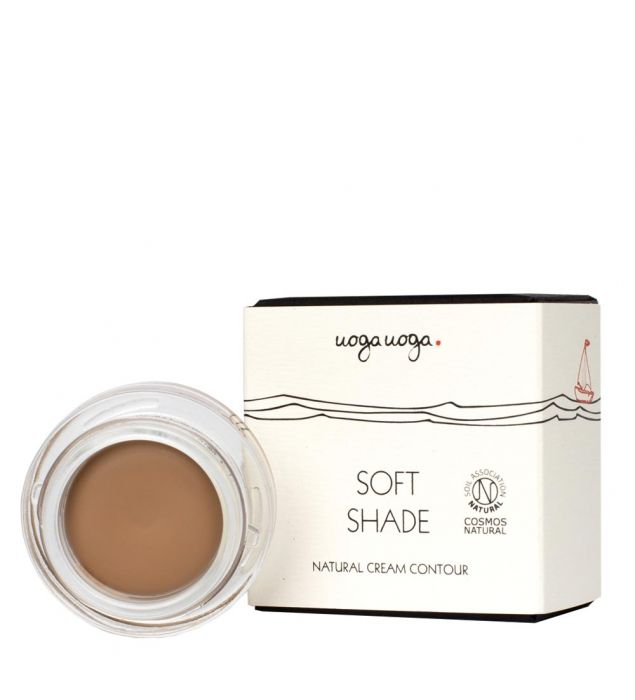 Soft Shade | Contour | Natural cosmetics | Uoga Uoga