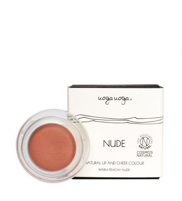 Nude | Lips | Natural cosmetics | Uoga Uoga