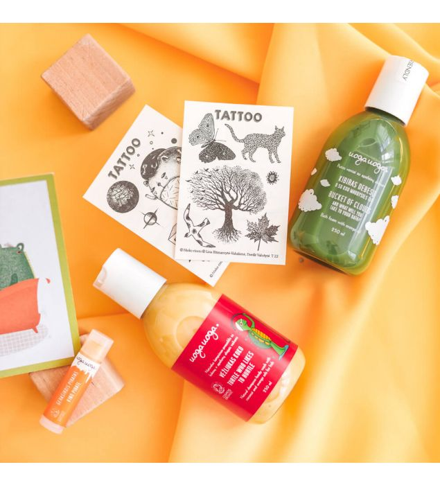 CHILDREN'S FAVOURITE   Gift sets   Natural cosmetics   Uoga Uoga