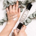 Clouds over sea | Mineral make-up ALL | Natural cosmetics | Uoga Uoga