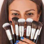 Foundation brush | Foundation powders | Natural cosmetics | Uoga Uoga